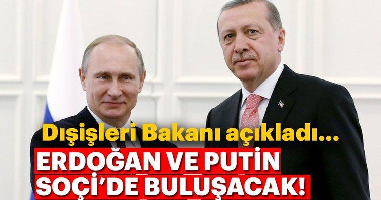 Son Dakika: Dışişleri Bakanı Çavuşoğlu'ndan kritik İdlib açıklaması