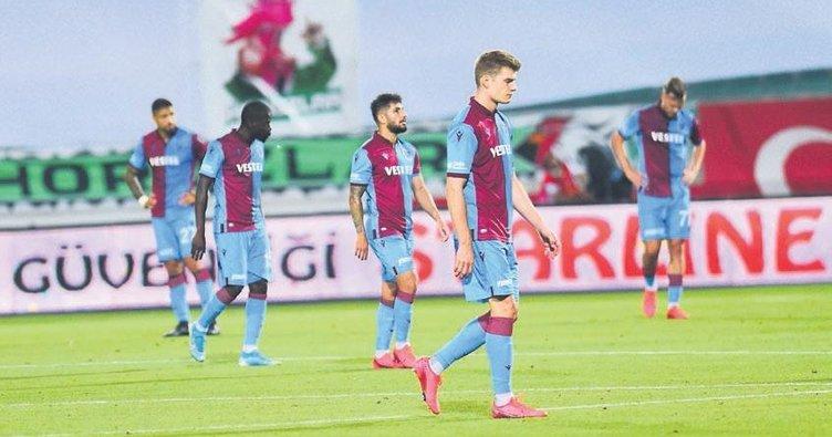 'Trabzon'dan alındı Başakşehir'e verildi'