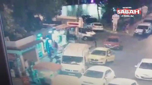 Eyüpsultan'da cinayetle sonuçlanan kavganın görüntüşleri ortaya çıktı