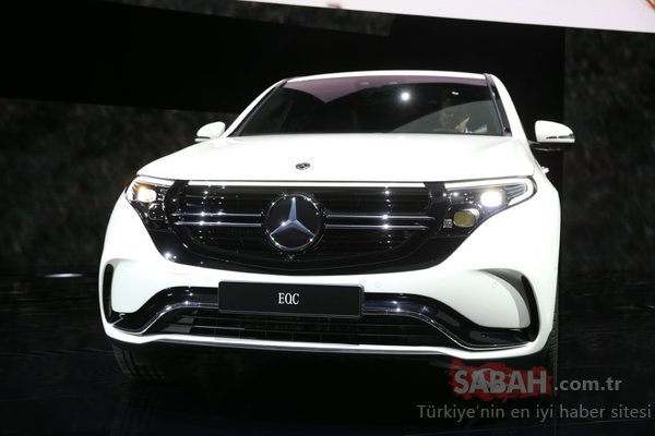 2020 Mercedes-Benz EQC resmen tanıtıldı! İşte Mercedes-Benz EQC'nin özellikleri...