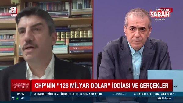 AK Parti'den CHP'nin '128 milyar dolar' provokasyonuna tepki