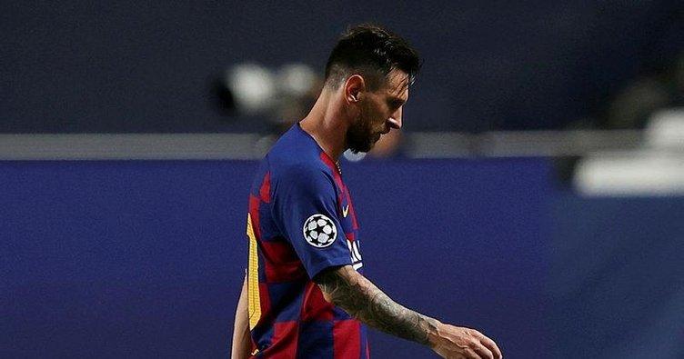 Messi Barcelona'yı köşeye sıkıştırdı! İşte yeni planı...