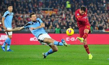 Roma - Lazio maçının oyuncusu Cengiz Ünder seçildi