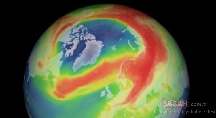 Dünya Meteoroloji Örgütü'nden korkunç açıklama! Hızla yükseliyor, dünyayı bekleyen büyük tehlike