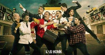 Cem Yılmaz'ın Karakomik Filmler'i gişede fena çakıldı!