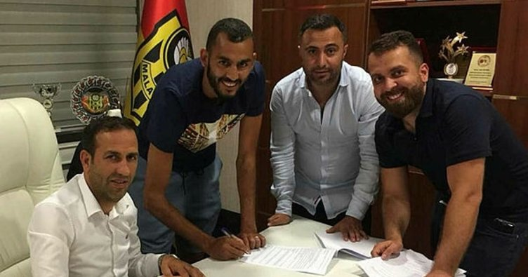 Yeni Malatyaspor'da 4 imza