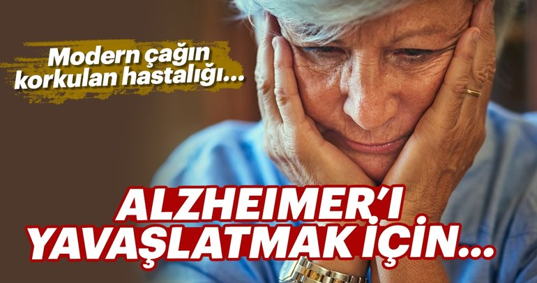 Modern çağın korkulan hastalığı… Alzheımer hakkında doğru bilinen 10 yanlış!