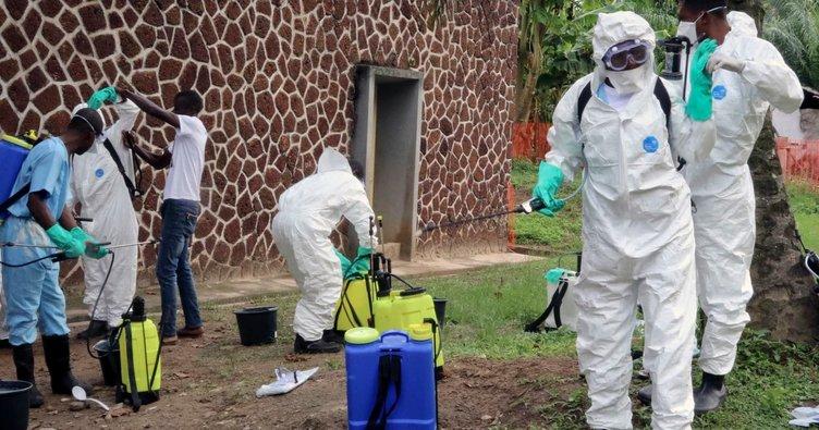 KDC'deki Ebola salgınında 4 günde 43 kişi yaşamını yitirdi