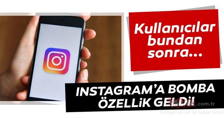 Instagram'ın yeni özelliği kullanıma sunuldu! Instagram Hikayeler'de Story bundan sonra...
