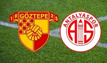 ZTK son 16 turu rövanş heyecanı! Göztepe Antalyaspor maçı hangi kanalda yayınlanacak? Göztepe Antalyaspor ne zaman, saat kaçta oynanacak?