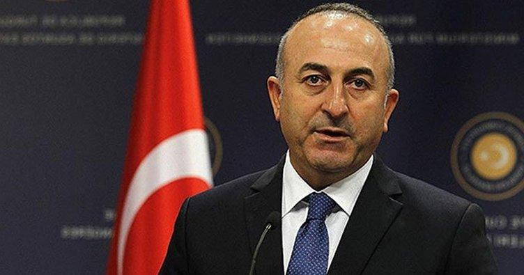 Bakan Çavuşoğlu'ndan son dakika duyurusu
