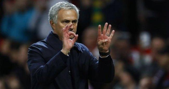 Mourinho'dan şaşırtan hareket!