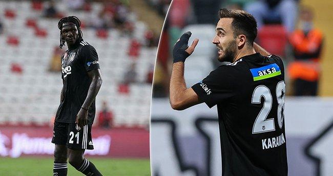 Beşiktaş taraftarından Kenan Karaman ve N'Sakala'ta tepki! 'Bir daha asla...'