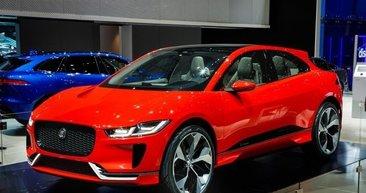 Jaguar ilk elektrikli modelini çıkarıyor