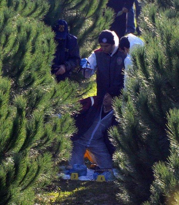 İkitelli'de bomba araması
