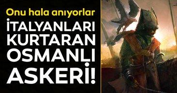 Avrupa'ya kahramanlık dersi veren Osmanlı askeri