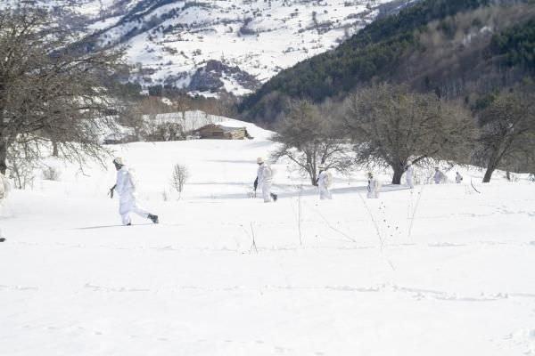 PKK'lı hainler Karadeniz'de açılamadılar