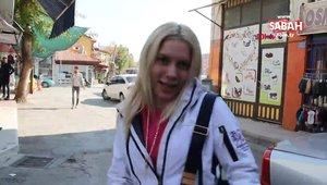 Aleyna Tilki, memleketi Seydişehir'de