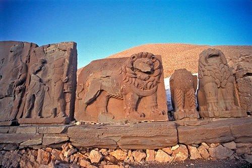 Dünya'nın sekizinci harikası: Nemrut