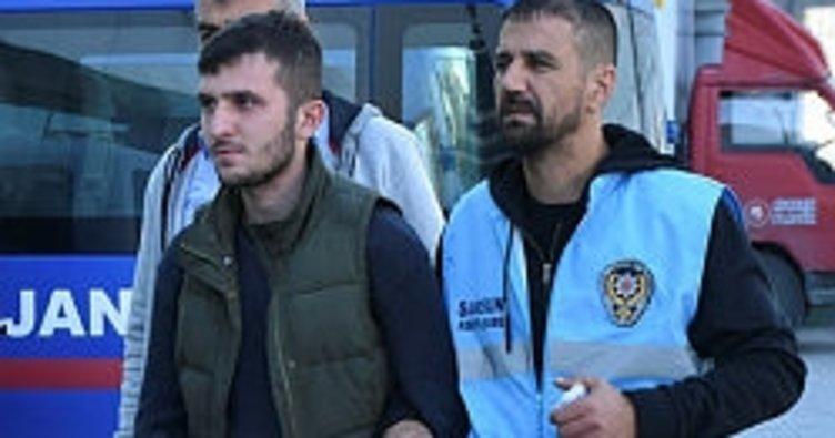 Silahlı çatışmada 2 kişiyi yaralayan genç, tutuklandı