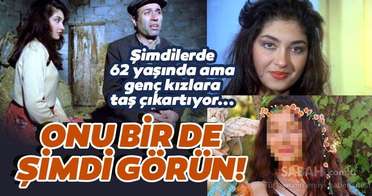 Yeşilçam'ın güzel oyuncusu Nazan Saatçi genç kızlara taş çıkarıyor... Tokatçı filminin Emine'si olarak ünlenen Nazan Saatçi son hali ile şaşırtıyor!