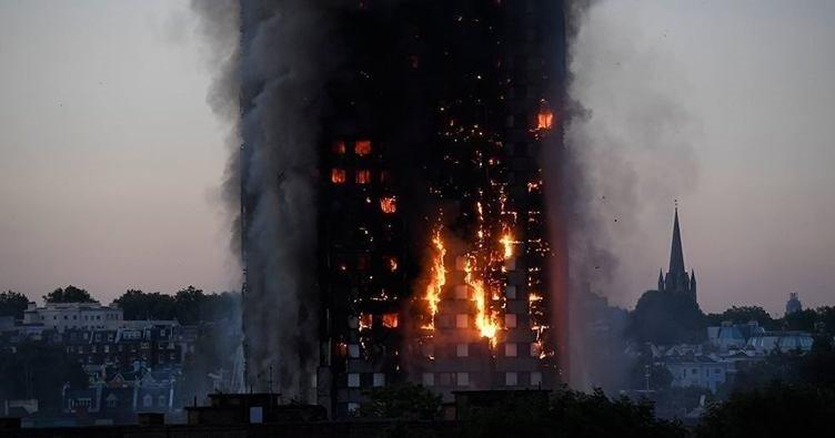 Son dakika: Londra'da ölü sayısı artıyor...
