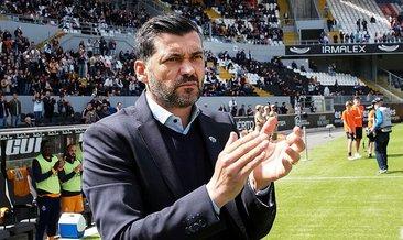 Sergio Conceiçao, 2020'ye kadar Porto'da