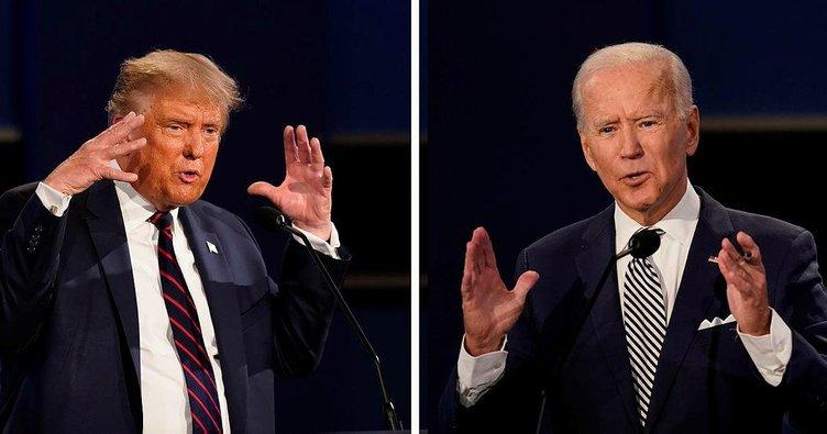 Trump ile Biden arasındaki ikinci canlı yayın tartışması iptal edildi