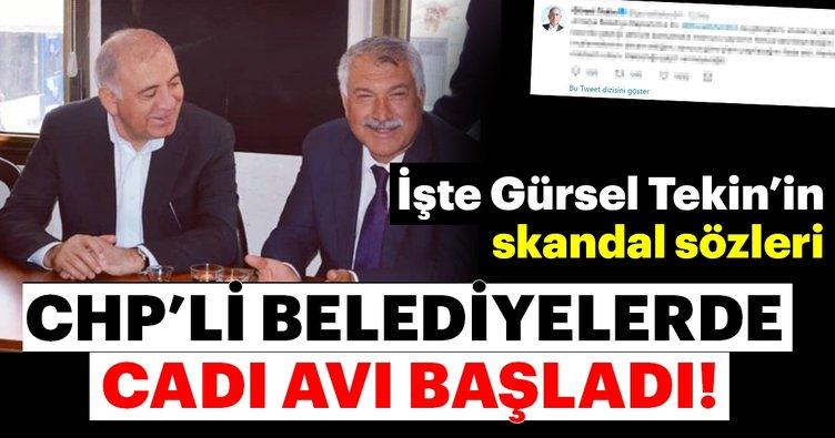 CHP'li Belediye Başkanları işçi kıyımına başladı! Adana'da cadı avına başlandı
