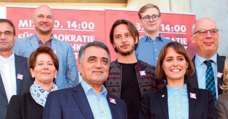 Mannheim ırkçılığa karşı yürüyecek