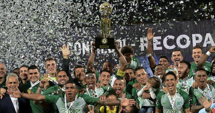 Güney Amerika'nın süperi: Atletico Nacional