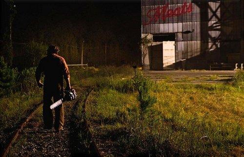 Teksas Katliamı 3D filminden kareler