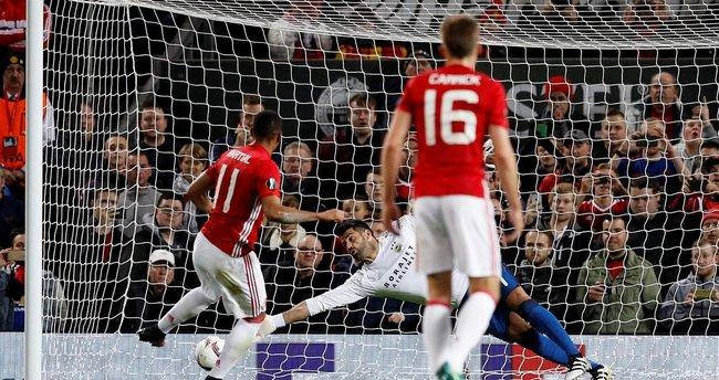 Manchester'da penaltı katliamı