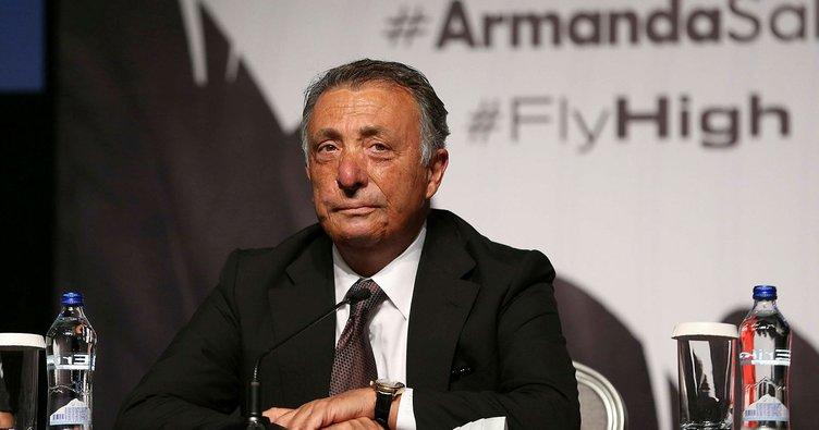 Son dakika haberi | Beşiktaş'tan Ahmet Nur Çebi açıklaması