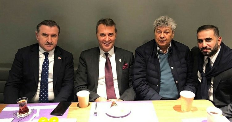Gençlik ve Spor Bakanı Bak ve Beşiktaş Başkanı Orman'dan taraftara teşekkür