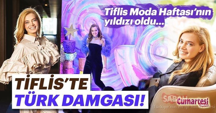 Tiflis'te Türk damgası!