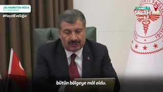Sağlık Bakanı Koca, DSÖ Avrupa Bölge Direktörü Kluge ile görüştü