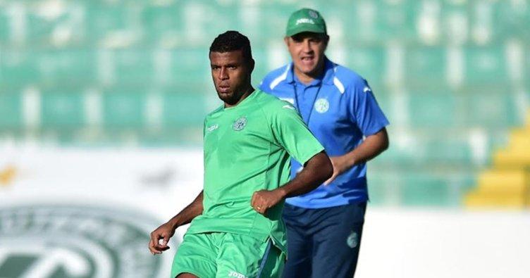 Sivasspor, Auremir Dos Santos'u transfer etti