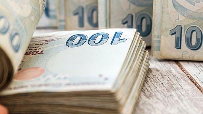 Esnafa 1300 lira maaş!