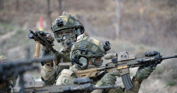 SON DAKİKA | MSB duyurdu: Taciz atışı yapan teröristler etkisiz hale getirildi