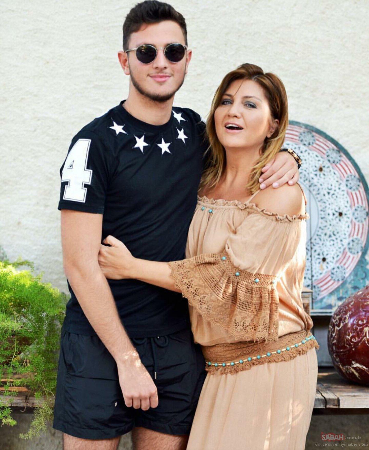 Sibel Can'ın oğlu Emir Aksüt çapkınlık turlarında