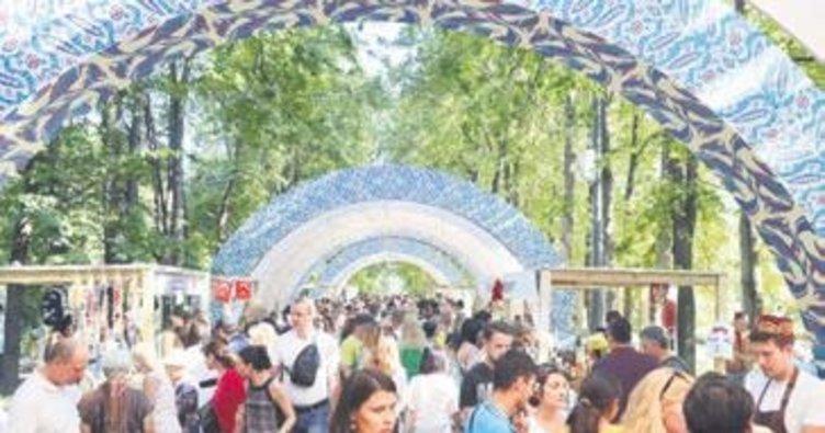 Ruslar'dan 'Türkiye Festivali'ne ilgi