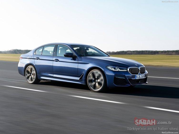 2021 BMW 5 Serisi ve 5 Serisi Touring tanıtıldı! İşte makyajlanmış BMW 5 Serisi hakkında her şey