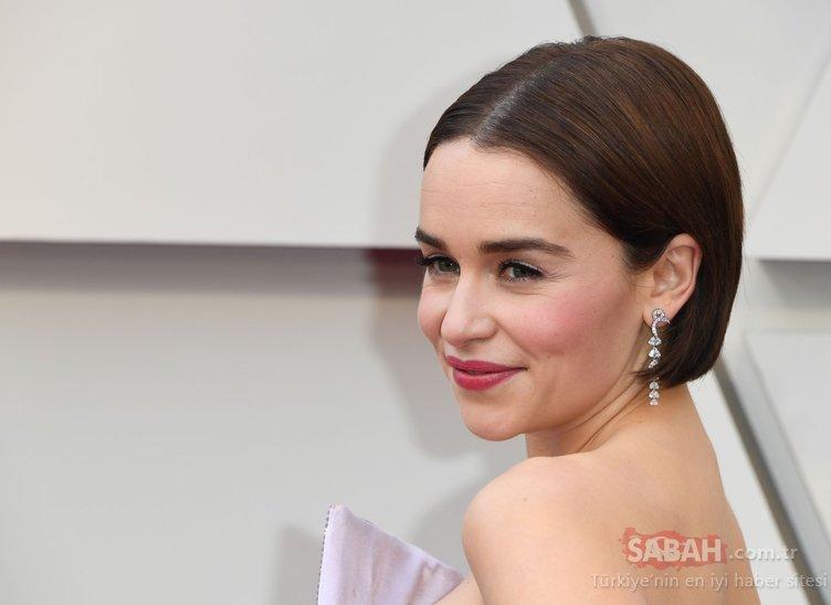 Emilia Clarke'ın hastalığı olan beyin anevrizması nedir? Beyin anevrizmasının ilk belirtileri...