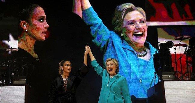 Trump 10 gün kala Clinton'ı yakaladı