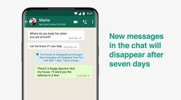 WhatsApp'a flaş yeni özellik! WhatsApp'ta kaybolan mesaj nasıl atılır?   Video