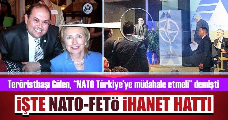 İşte NATO-FETÖ ihanet hattı