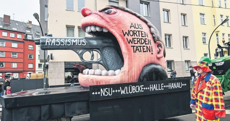 Karnavalın teması faşist terör