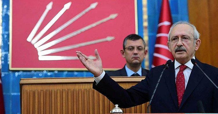 Kılıçdaroğlu istifa resti çekip toplantıyı terk etti