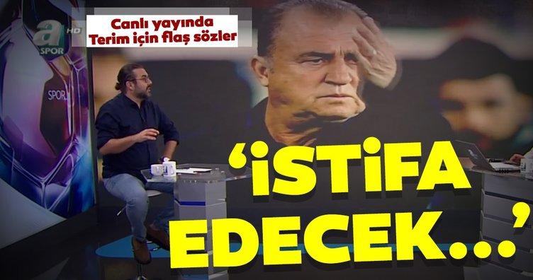 Emre Bol: Galatasaray'da en doğru hamle Fatih Terim'le yolları ayırmak olacak